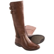Cobb Hill Peyton Boots (For Women) in Brown - Closeouts