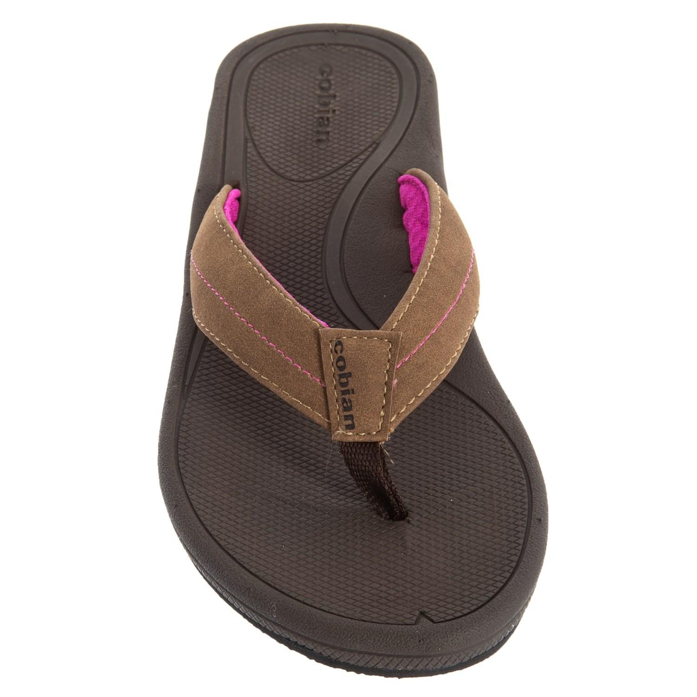 079585ae7e16 Cobian Boardwalk Flip-Flops (For Women) - Save 50%