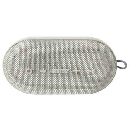 Coby Waterproof Bluetooth® Speaker in Grey