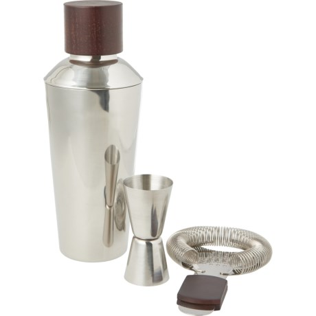Cocktail Shaker Set - 3-Piece - MULTI ( )