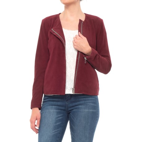 Image of Coco Jacket - Suede (For Women)