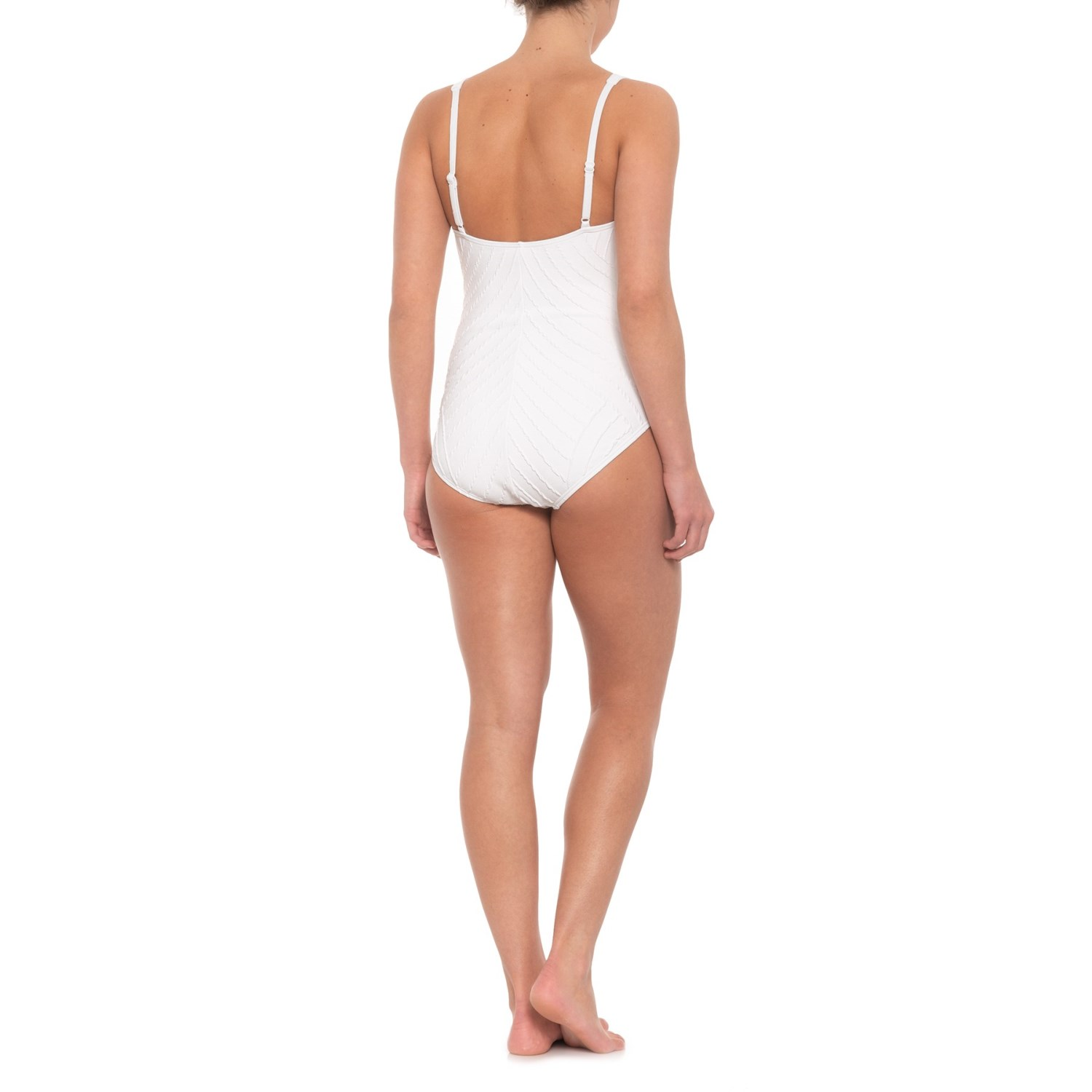 f50c8bf7d90 Coco Reef Contours Classic Cut One-Piece Swimsuit (For Women) - Save 71%