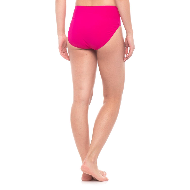 016df8a55a21c Coco Reef Contours Onyx High-Waist Bikini Bottoms (For Women) - Save 66%