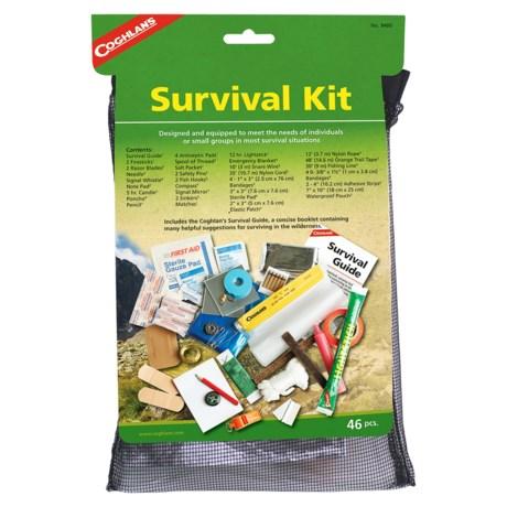 Coghlan?s Survival Kit