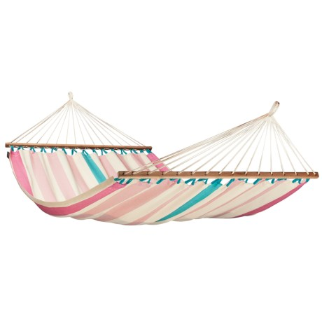 Image of Colada Lychee Double Spreader Bar Hammock