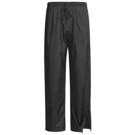 Cold Storage Pants - Waterproof (For Tall Men) in Black - Overstock