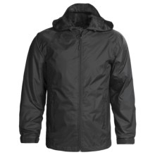 Cold Storage Rain Parka - Waterproof (For Men) in Black - Overstock