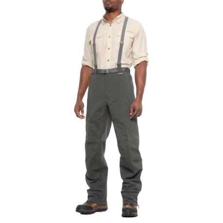 Coldfront Gore-Tex(R) Bib Pants - Waterproof (For Men) - LEAD (XLT ) thumbnail