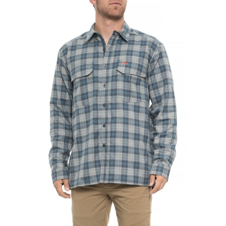 Image of Coldweather Button-Front Shirt - UPF 50+, Long Sleeve