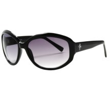 Cole Haan 617 Sunglasses (For Women) in Black - Closeouts