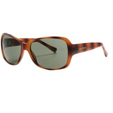 Cole Haan 630 Sunglasses (For Women) in Honey Tortoise - Closeouts