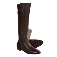 Cole Haan Air Lyric Tall Boots (For Women) in Dark Chocolate - Closeouts
