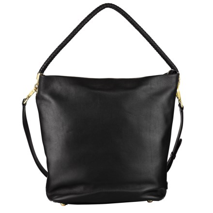 74ae1896ae Cole Haan Benson II Bucket Hobo Bag (For Women) in Black - Closeouts