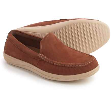 Cole Haan Boothbay Loafers - Nubuck (For Men) in Woodbury Nubuck - Closeouts
