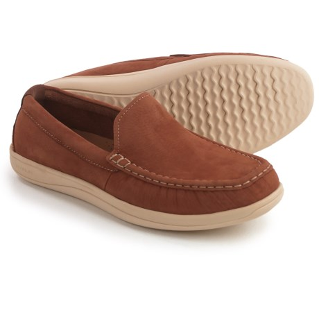 Cole Haan Boothbay Loafers - Nubuck (For Men)