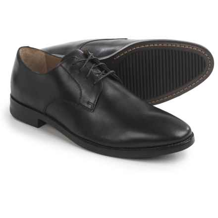 Cole Haan Cambridge Oxford II Shoes - Leather (For Men) in Black - Closeouts