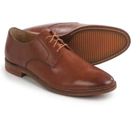 Cole Haan Cambridge Oxford II Shoes - Leather (For Men) in British Tan - Closeouts