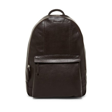 5fe7b25194e62 Cole Haan Leather Backpack (For Women) in Chocolate - Overstock