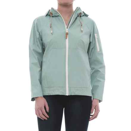 Cole Haan Pinch Jacket (For Women) in Seafoam - Closeouts