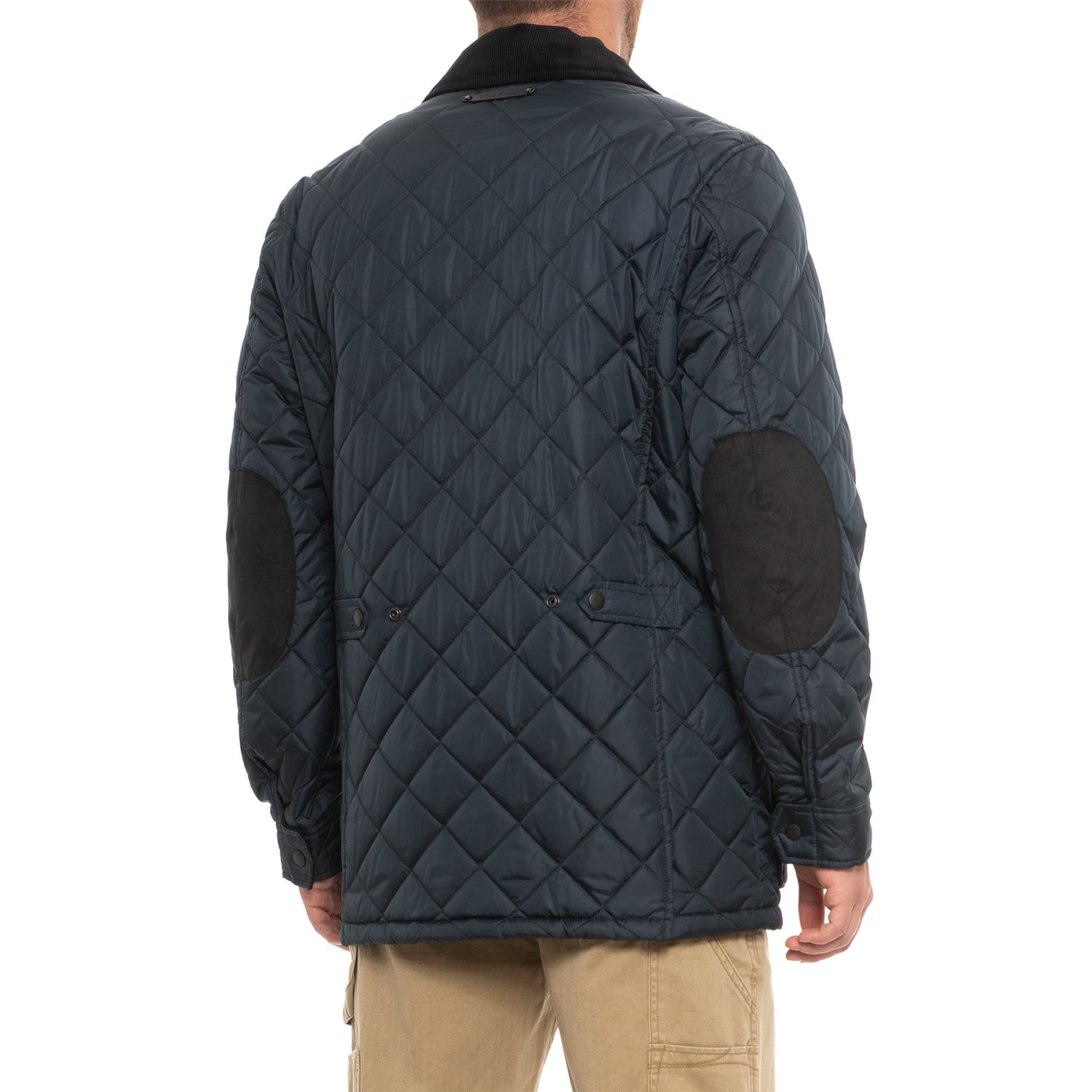 Cole Haan Quilted Barn Jacket For Men Save 50