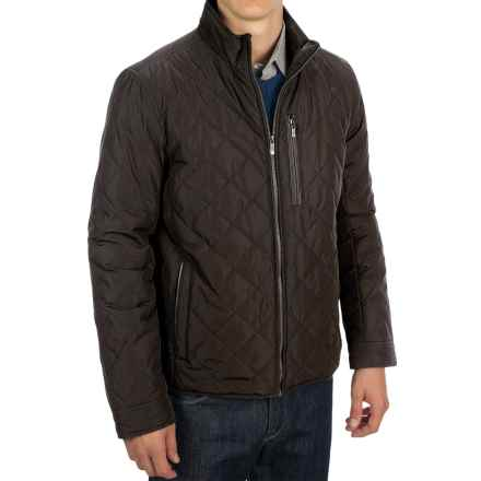 Cole Haan Quilted Jacket (For Men) in Wren - Closeouts