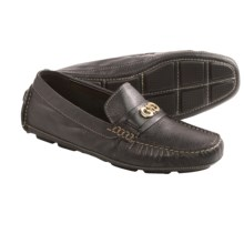 Cole Haan Shelby CH.Logo II Moccasins - Leather (For Women) in Black - Closeouts