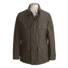 Cole Haan Waxed Utility Jacket (For Men) in Army Green - Closeouts