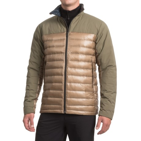 Cole Haan ZeroGrand® Commuter Down Jacket (For Men) in Desert Taupe