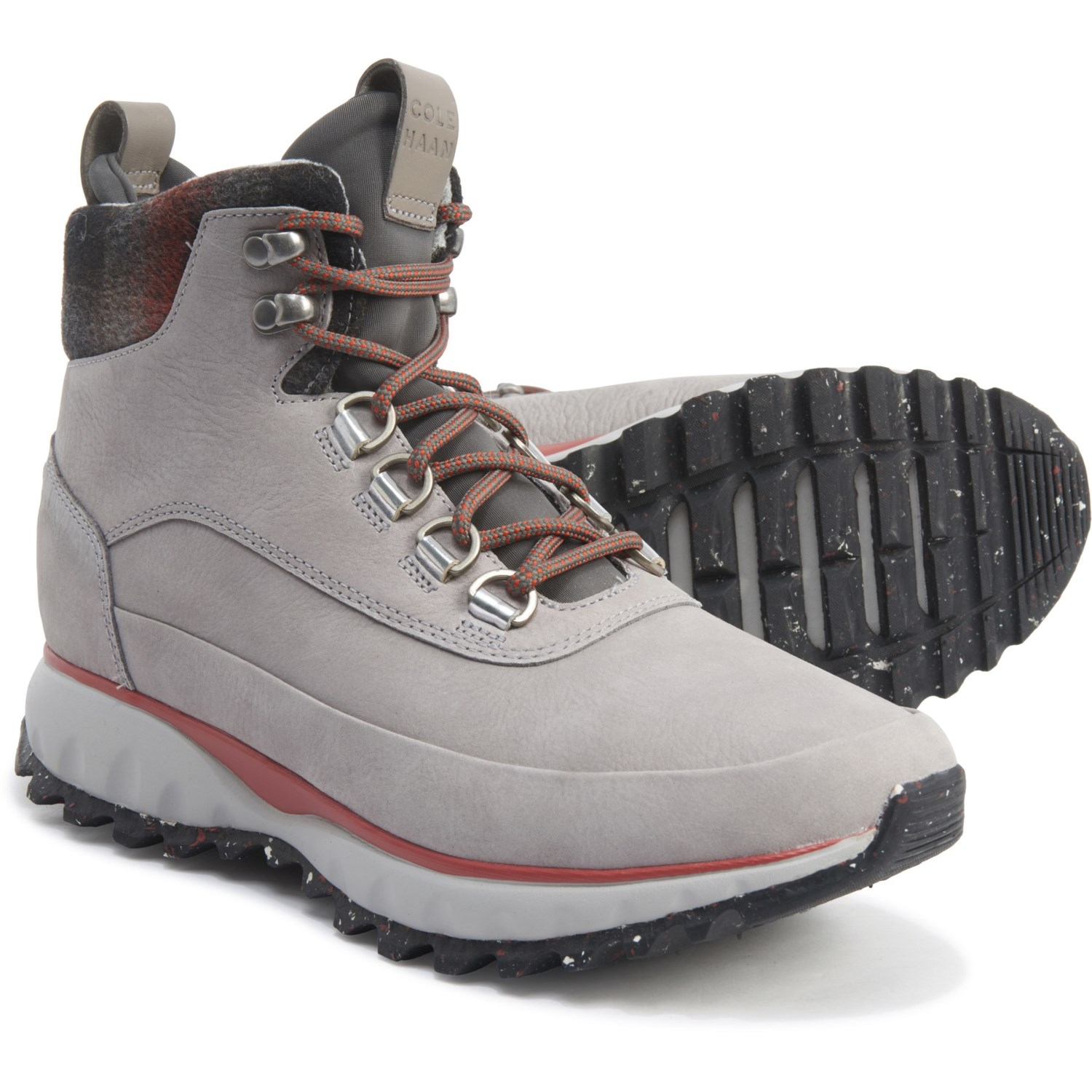 Cole Haan ZeroGrand® Expat Boots (For