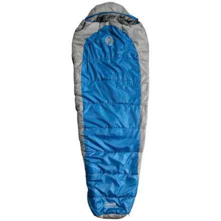 Coleman 15°F Silverton 250 Sleeping Bag - Mummy in Blue - Closeouts