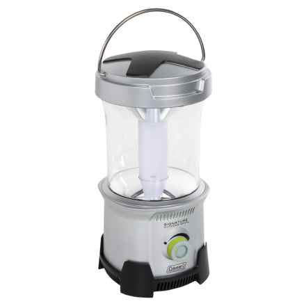 Coleman 4D CPX6 High Tech LED Lantern in Silver/Black - Closeouts
