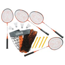 Coleman Badminton Pro Set in See Photo - Closeouts