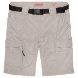 Coleman Belted Hiking Shorts - UPF 50 (For Big Boys)