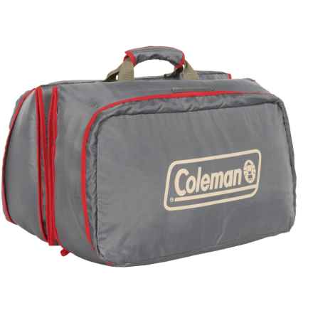 Coleman Camp Mat Carry-All Bag in Gray - Closeouts