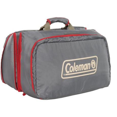 Coleman Camp Mat Carry-All Bag in Gray