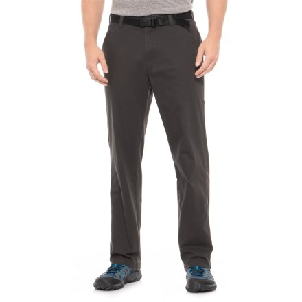 444aba65bb16 Coleman Canvas Work Pants (For Men) in Raven - Overstock