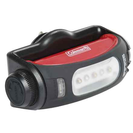 Coleman CPX Magnetic Tent Light - 60 Lumens in Red/Black - Closeouts