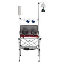 Coleman Deluxe High Stand in See Photo - Closeouts