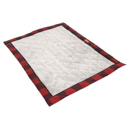 "Coleman Dog Travel Mat - 27x36"" in Red - Closeouts"
