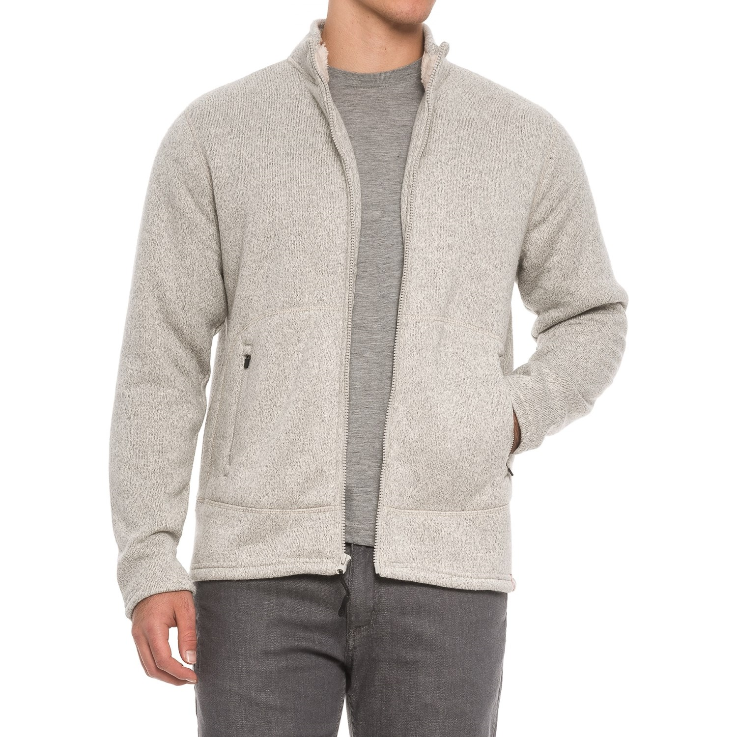 Coleman Fleece Bonded Full-Zip Sweater (For Men) - Save 63%