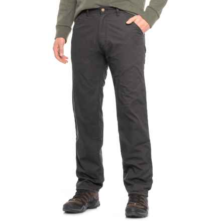 Coleman Fleece-Lined Pants (For Men) in Raven - Closeouts