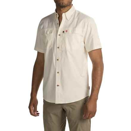 Coleman Guide Shirt - UPF 30+, Short Sleeve (For Men) in Egret - Closeouts