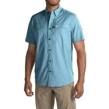 Coleman Guide Shirt - UPF 30+, Short Sleeve (For Men) in Fresh Air - Closeouts