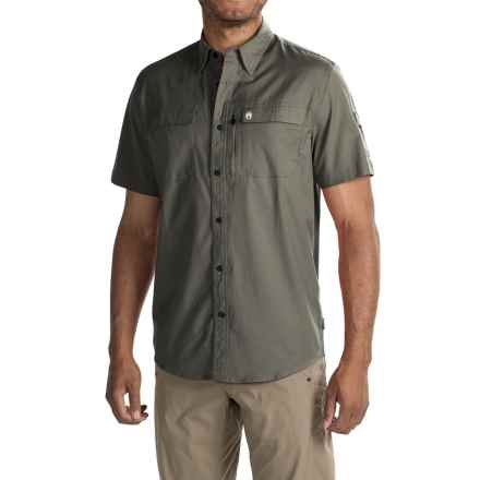 Coleman Guide Shirt - UPF 30+, Short Sleeve (For Men) in Ironstone - Closeouts