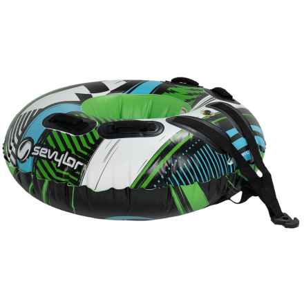 Coleman Outrage Towable Tube in Multi - Closeouts