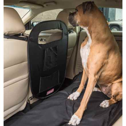 Coleman Pet Car Seat Barrier in Black - Closeouts