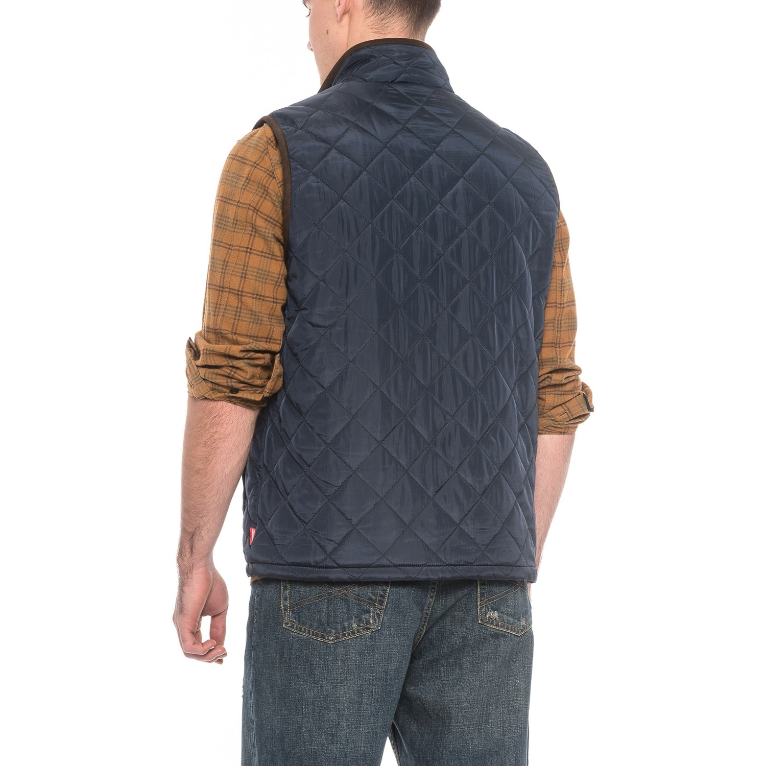 Coleman Quilted Vest (For Men) - Save 70% : quilted vests for men - Adamdwight.com
