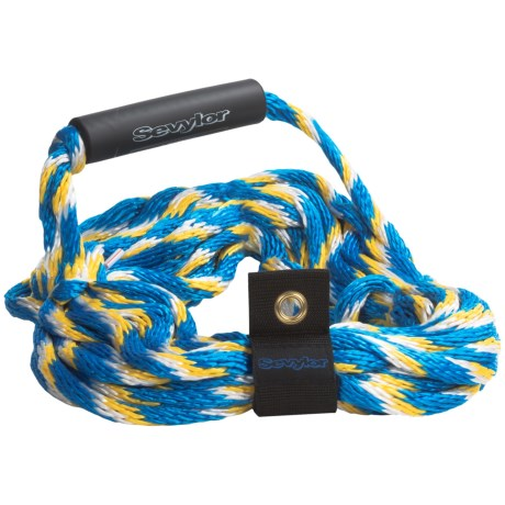 Coleman Sevylor 1-2 Rider Tow Rope in Blue