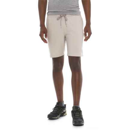 Coleman Stretch Trail Shorts (For Men) in Cement - Closeouts