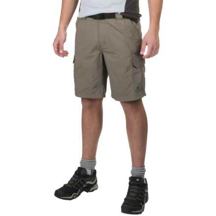 Coleman Taslon Hiking Cargo Shorts (For Men) in Bedrock - Closeouts